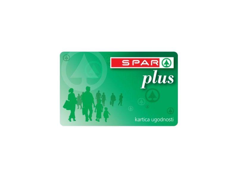 SPAR PLUS KARTICA
